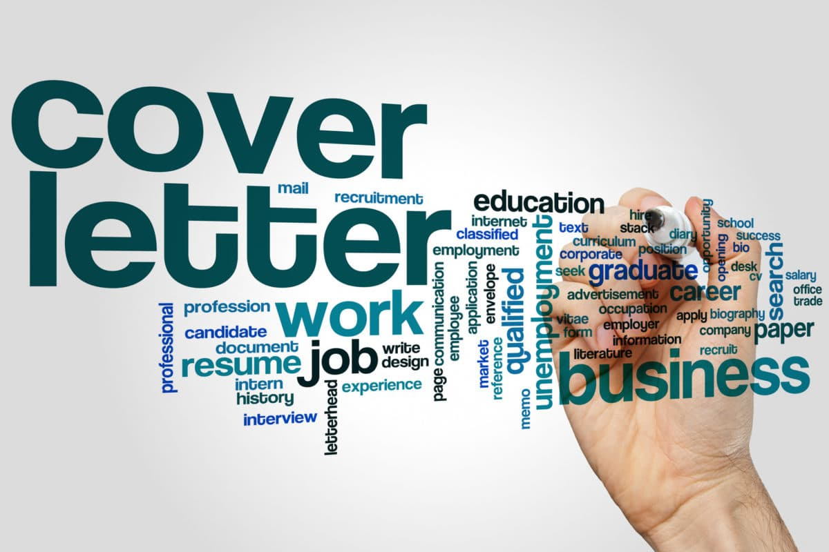 how to compose a cover letter