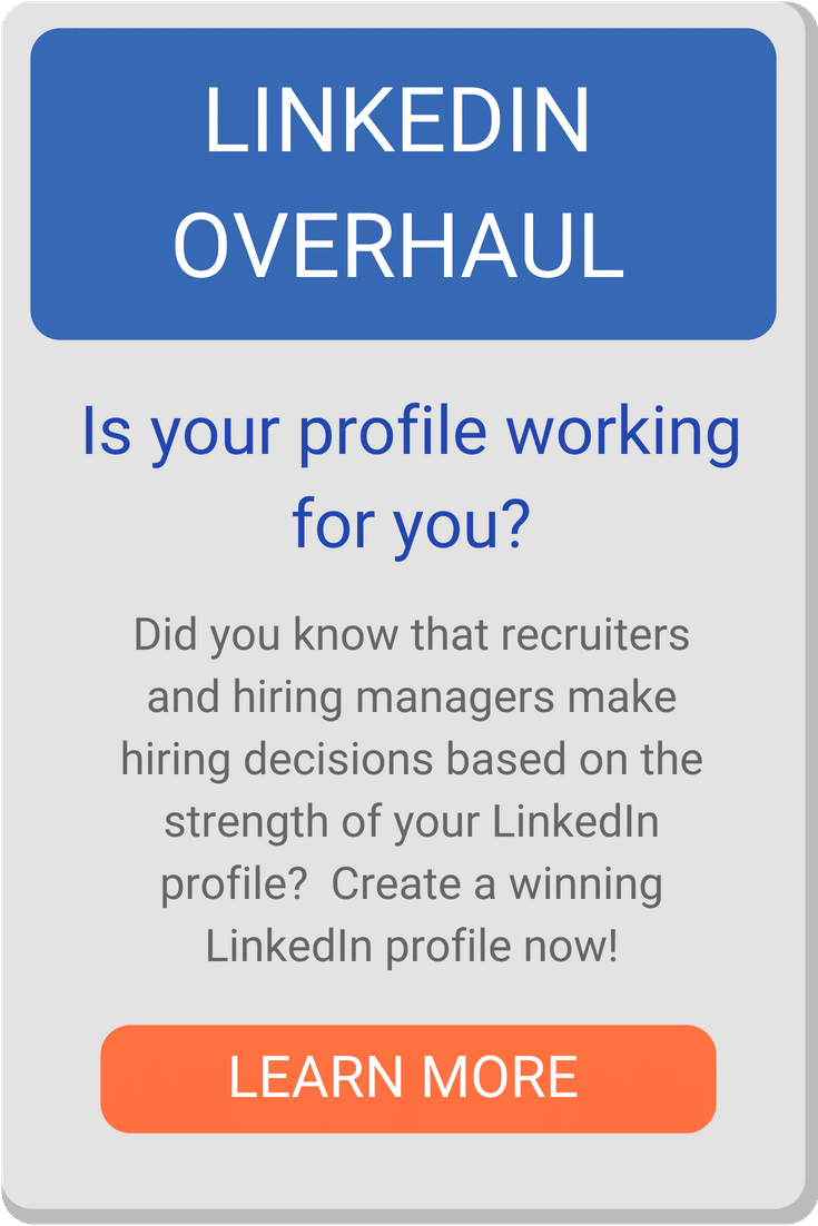 Linkedin Overhaul