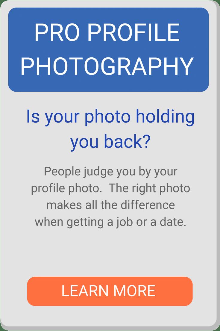 Pro Profile Photography